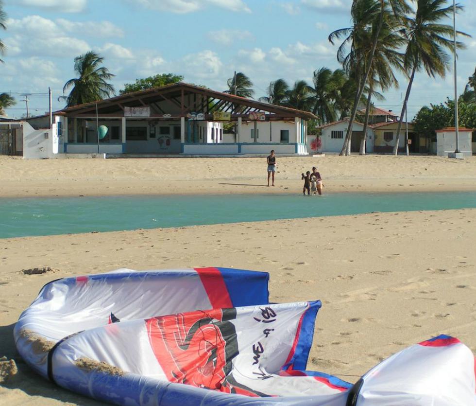 kitesurf Galinhos