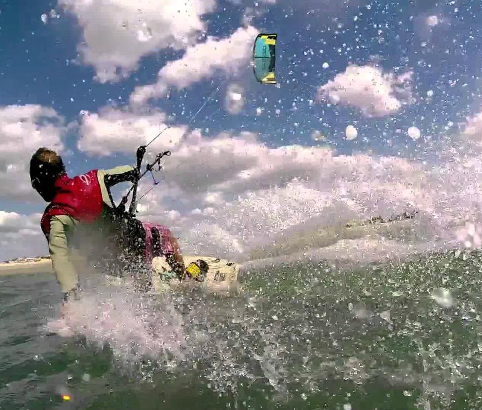 Kitesurf en Praia do Préa