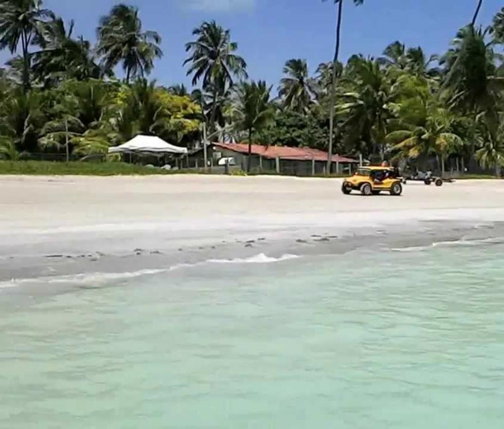 Kite Barra Grande