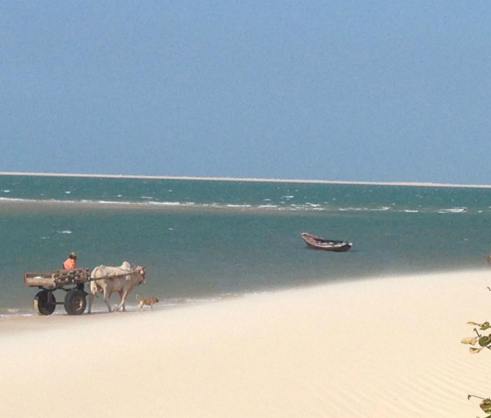 Kitesurfing Atins Brazil