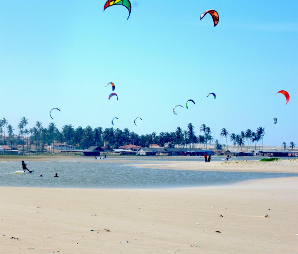 Kitesurf Cumbuco