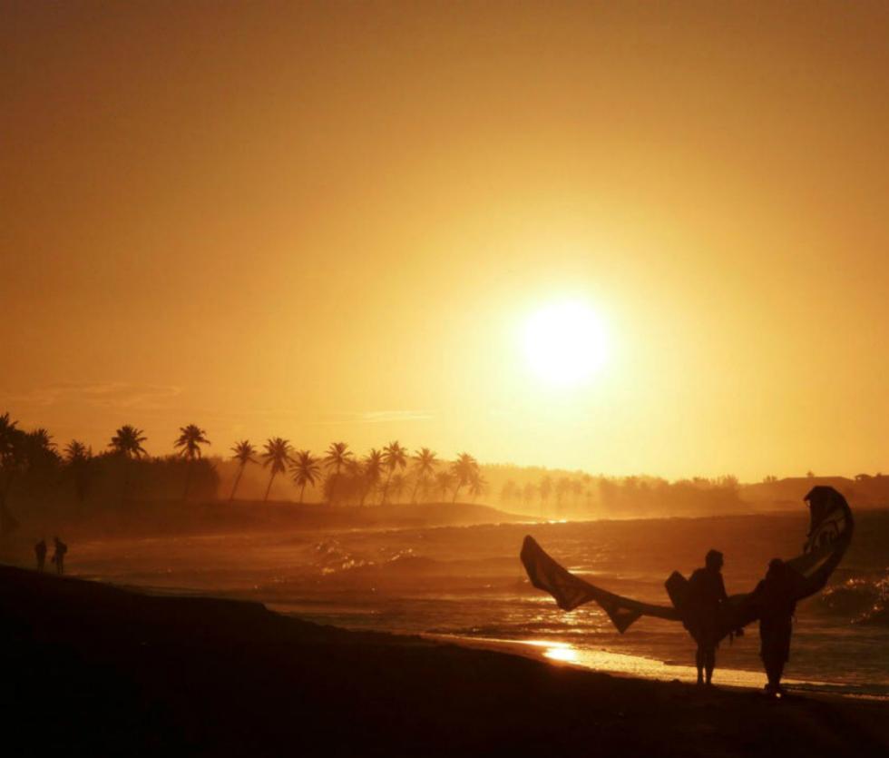 Kitesurf en Cumbuco