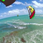 Kitesurfing Paracuru Brazil