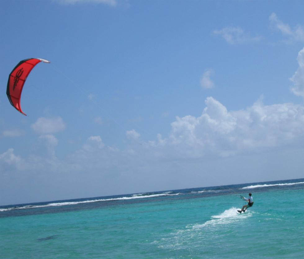 Kitesurf en Paracuru