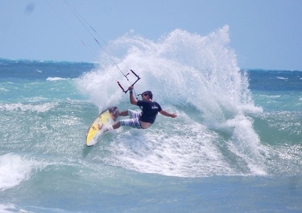 Spots kitesurf en Brasil